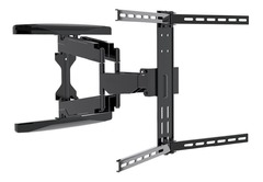 "Soporte para led curvo de 32"" a 65"" TAGWOOD HSTV26. Móvil horizontal / vertical"