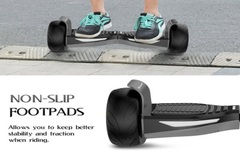HoverBoard Skate eléctrico MK016. Batería recargable.