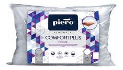 Almohada de fibra PIERO COMFORT PLUS FIRME. 70 x 50 cm.