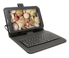 "Tablet 9"" MAXWEST TAB-9G. Con estuche teclado. QuadCore 1GB Memoria RAM. 16GB Memoria Interna. Android 8.1 Oreo."