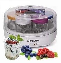 Yogurtera eléctrica 1,1 lts. YELMO YG-1700. 15W
