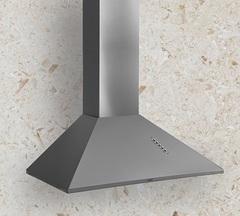 Campana de cocina 60 cm. LLANOS CLASSIC PULSANTE 24914. Acero Inoxidable.