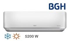 Aire acondicionado split 5200W BGH BS45CP SILENT AIR. Frío Calor. EE A