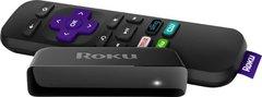 Dispositivo de transmisión multimedia Roku Express HD.