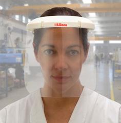 Máscara de protección facial LILIANA MF250. Reutilizable