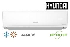 Aire acondicionado split 3440W Inverter HYUNDAI HY6INV-3200FC. Frío / Calor.  EE A