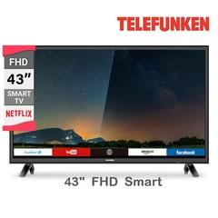 """Led 43"""" TELEFUNKEN TK4319FK5. Full HD. Smart TV."""