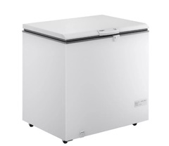 Freezer horizontal 309 lts. WHIRLPOOL WHA31D1. Blanco.