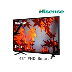 "Led 43"" Hisense H4318FH5 FHD SMART TV"
