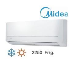 Aire acondicionado split 2250 frig. MIDEA MSABFC-09H-01F. Frío / Calor. EE A