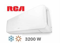 Aire acondicionado split 3200W RCA RHS3200FC. Frío Calor. EE A