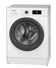Lavarropas carga frontal 9 Kgs. WHIRLPOOL WLF91AB. INVERTER. Blanco.  1200 RPM. EE A++