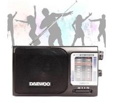 Radio AM/FM DAEWOO DMR-113 DUAL.