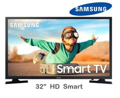 "Led 32"" SAMSUNG UN32T4300. HD. Smart tv. Serie 4"