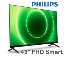 "Led 43"" PHILIPS 43PFD6825/77. FHD. Smart TV"