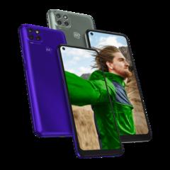 "Celular libre 6,78"" HD+ MOTOROLA G9 POWER XT-2091-4. OctaCore. 4GB memoria RAM. 128GB memoria interna. Cámara triple. Android 10"