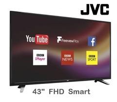 """Led 43"""" JVC LT43DA5125. FHD. Smart TV"""