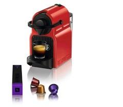 Cafetera a cápsulas NESPRESSO INISSIA RED C40-AR-RE. 1200W