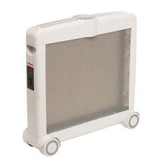 Panel Radiante de Mica con Forzador Liliana CFM717 ECO-MICA. 1000 / 2000W