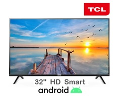 """Led 32"""" TCL L32S6500 HD. Smart TV con Android."""