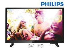 "Led 24"" PHILIPS 24PHD5565/77 HD"