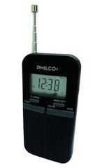 Radio portátil digital PHILCO PRC39D. AM / FM.