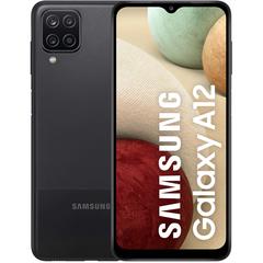 "Celular libre 6,5"" HD+ SAMSUNG GALAXY A12 SM-A125M. OctaCore.  4 GB memoria RAM.  128 GB Memoria interna. Cámara cuádruple. Android."