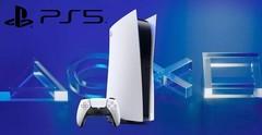 Play Station 5 SONY PS5 Standard Ultra HD. Con lectora. 825GB de capacidad. 16GB de memoria RAM.