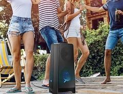 Sistema de audio SAMSUNG MX-T40/ZB SOUND TOWER. Sonido bidireccional. Bluetooth. 300W