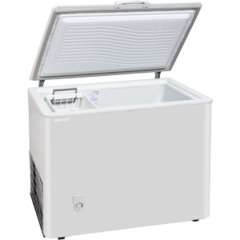 Freezer horizontal 224 lts.  BRIKET FR-2500 ST. Blanco. 1 puerta. Función dual.