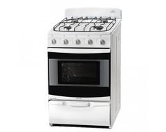 Cocina Multigas Petit Plus Blanca 4 Hornallas 51 cm Blanco