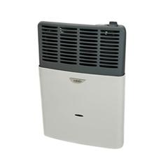 Calefactor a gas 3000 Kcal/h sin salida ESKABE S21 MX 3 MF Multigás Color Marfil con aromatizador