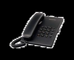 Teléfono de mesa Panasonic KXTS500