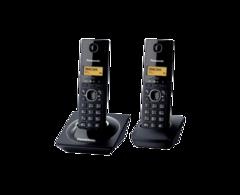 Teléfono Inalámbrico Digital 2 bases Panasonic KXTG1712