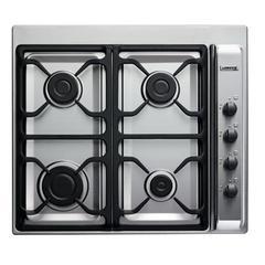 Anafe para cocina Longvie A-6600X IX