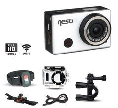 Cámara Digital Action Cam Neso Lauda WDV5000SA. 8 Mpx. FHD. WiFi