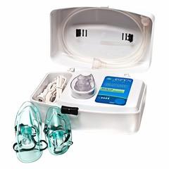 Nebulizador ultrasónico ASPEN NU610 Digital con timer