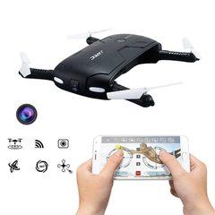 Mini drone wifi fvp 360º flip giroscopo 6 ejes elfie JJRC H37 LD125