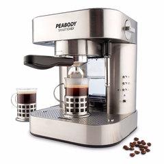 Cafetera express inox 1.5lts 19 bar Peabody PE-CE19