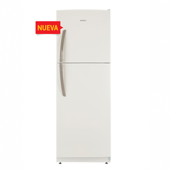 Heladera con extra freezer 394 lts. Patrick HPK151M00B Blanca