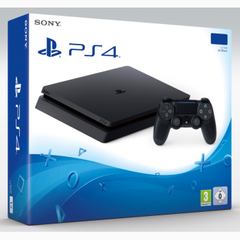 Play Station 4 500GB Sony CUH-2216A + 1 DUALSHOCK 4 + 1 juego