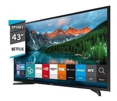 "Led 43"" SAMSUNG UN43J5290 FHD Smart TV Serie 5"