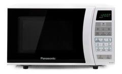Microondas digital  20 lts. PANASONIC NN-ST25JWRUE Blanco 750W