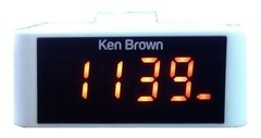 Radio reloj KEN BROWN 100DX595 Parlante Inalámbrico USB