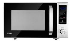Microondas 23 lts. ATMA MD1823GN Digital con Grill Silver 800W