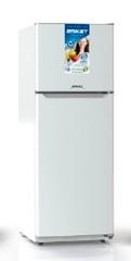 Heladera con freezer 257 lts. BRIKET BK2F 1310 Blanca EE A