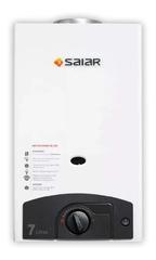 Calefón a gas 7 lts. automático SAIAR S7-7L Tiro natural para gas natural