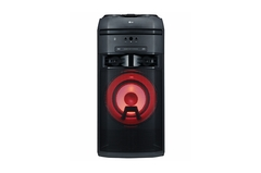 Sistema de audio LG XBOOM OK55 Bluetooth Karaoke  Multi Jukebox 500W