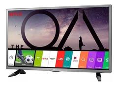 """Led 32"""" HD LG 32LK615B Smart TV"""