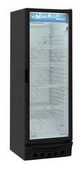 Exhibidora vertical 315 lts. BRIKET MASTER M3230 Negra